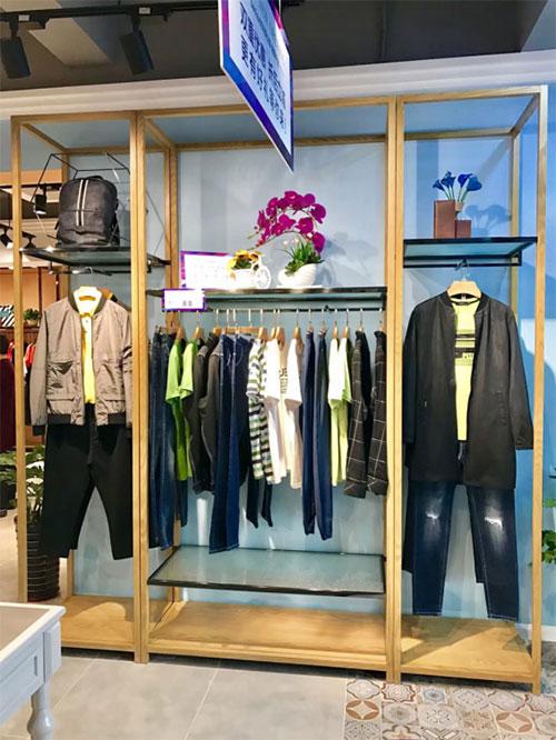 莎斯莱思男装再次掀起加盟狂潮 持续打造优势品牌