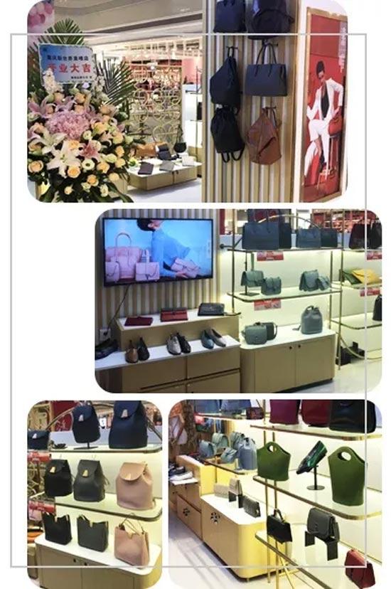 重庆你好 素唯重庆新世界观音桥店开业!