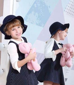 小猪班纳品牌童装 孩子五一这样穿亮眼又舒服!