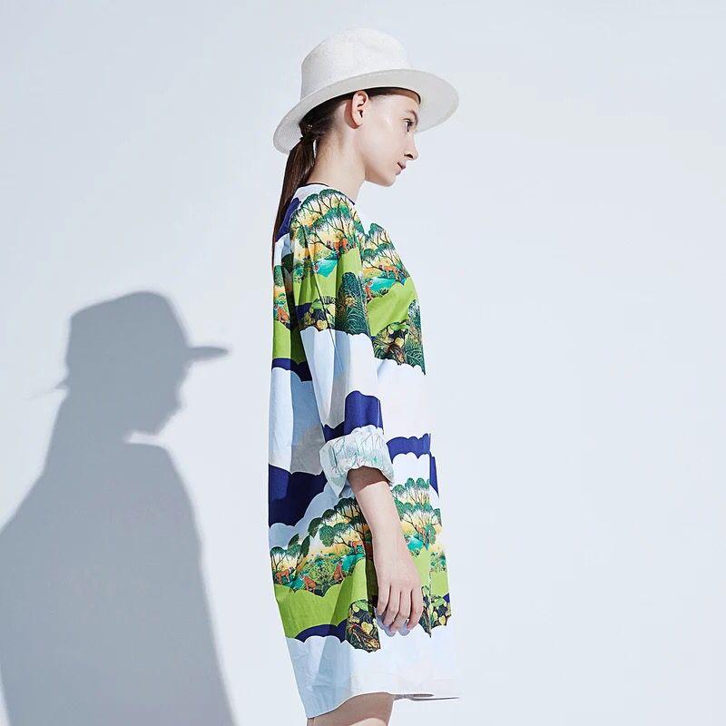 春美多:18流行的三款连衣裙 第二款最有女人味
