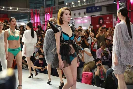 深圳内衣区域品牌齐聚首 趣味玩转内衣嘉年华