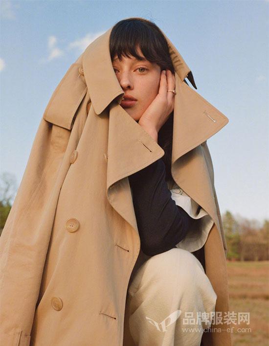 英国奢侈品牌Burberry最新时尚集锦曝光 演绎多变造型