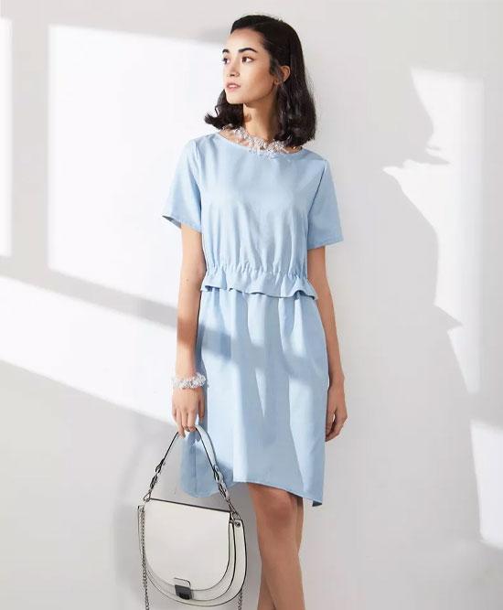 东之上时尚女装新品 夏季百搭通勤装