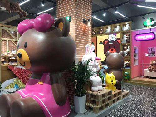 杰米熊全国首家轻奢体验店4月25日璀璨亮相!