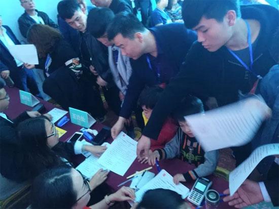 T100baby山东财富盛典受新商追捧 签约人数再创新高!