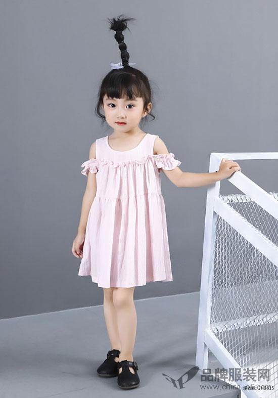 """""""班吉鹿""""时尚装扮让小公主尽享的乐趣 欢乐一""""夏"""""""
