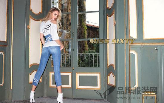 意大利品牌MISS SIXTY最新2018夏季时装大片曝光