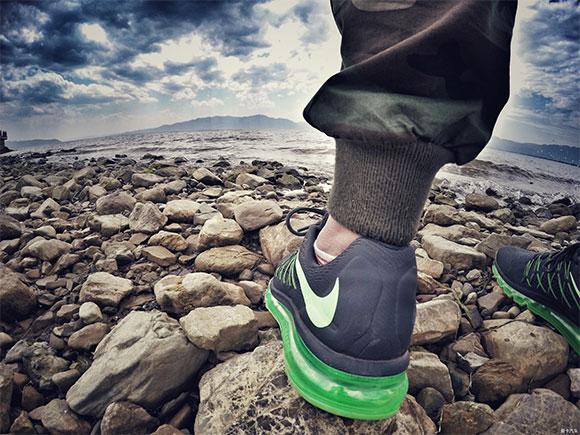 当运动逐渐成为一种时尚 安踏与耐克之间有多大差距?