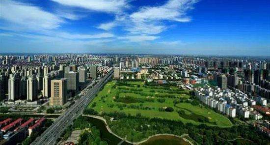 乐城国际贸易城:全面建设华北纺织服装产业链基地
