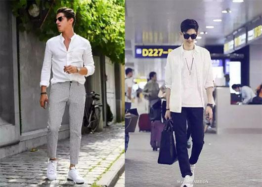 莎斯莱思时尚男装 每一件单品都是设计师的匠心之作!