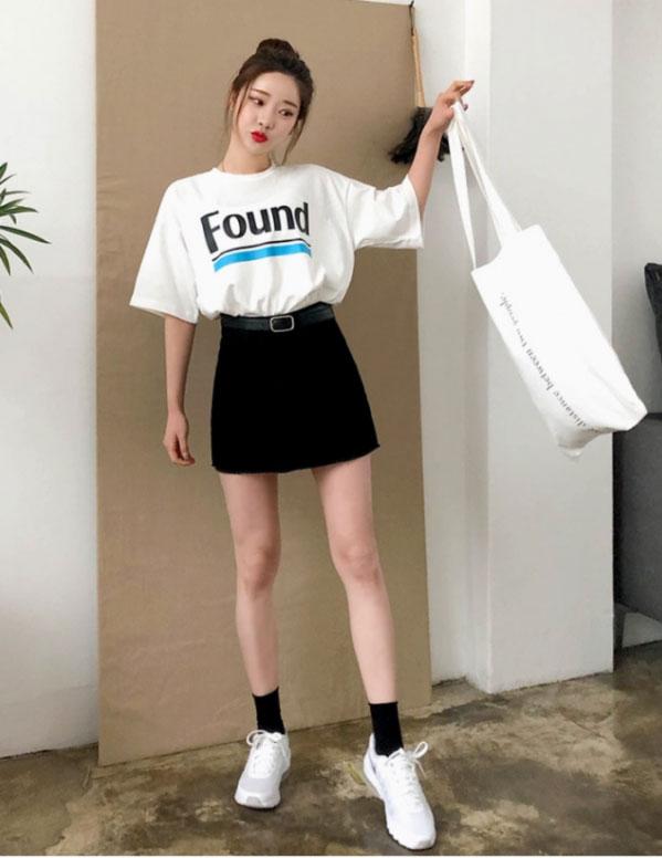 聚多品:运动小白鞋搭配 属于你的初夏运动style