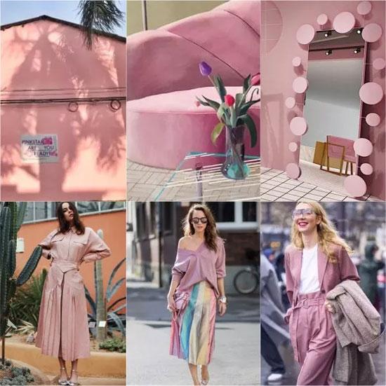 粉色女子图鉴 AIANGEL艾安琪2018夏季新品系列