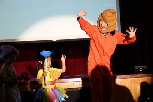 儿童音乐故事演唱会圈圈宝贝魔法星座妈咪节上海开演