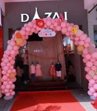 """祝贺DIZAI童装晋江店""""十一周年庆典""""时尚大秀圆满成功"""