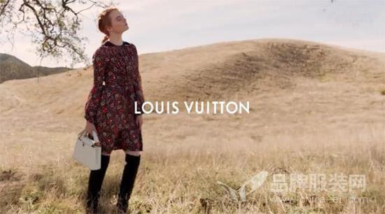 """石头姐演绎Louis Vuitton路易威登全新""""旅行的真谛""""广告"""