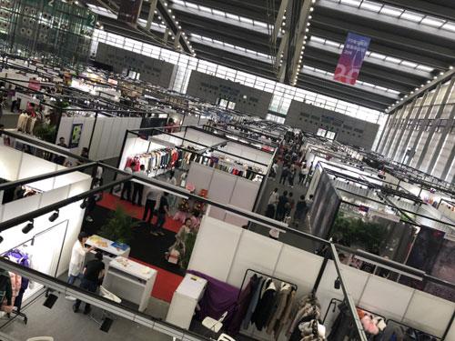 来FS2018深圳国际服装供应链博览会春季展感受未来主义视觉冲击
