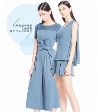 保时霓品牌女装五月新品上新 夏天的基础色