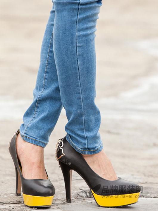时尚不过时的牛仔裤 ME&SKI美酷思让你自信又活力