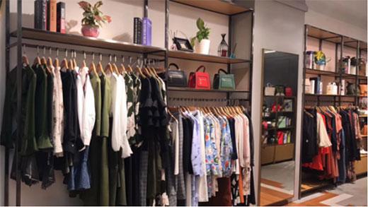 祝贺莎斯莱思女装湖南店隆重开业 用大众价格让您享受优质时尚产品