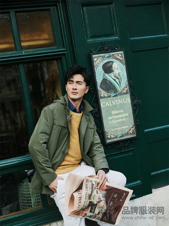 星闻 意大利男装品牌CANALI深受成功人士及知名男星喜爱