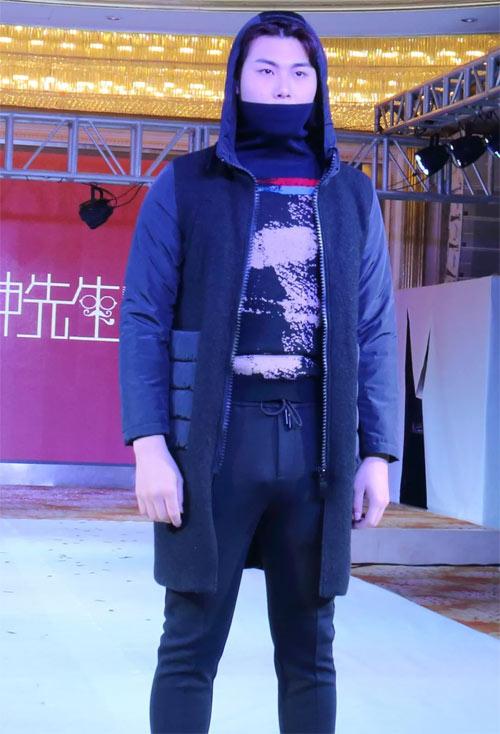 祝贺富绅品牌男装2018秋冬新品秀完美落幕
