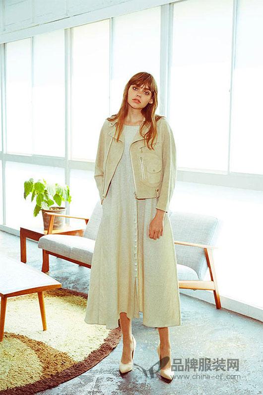 日本品牌RUMBLE RED 2018春夏女装新品系列
