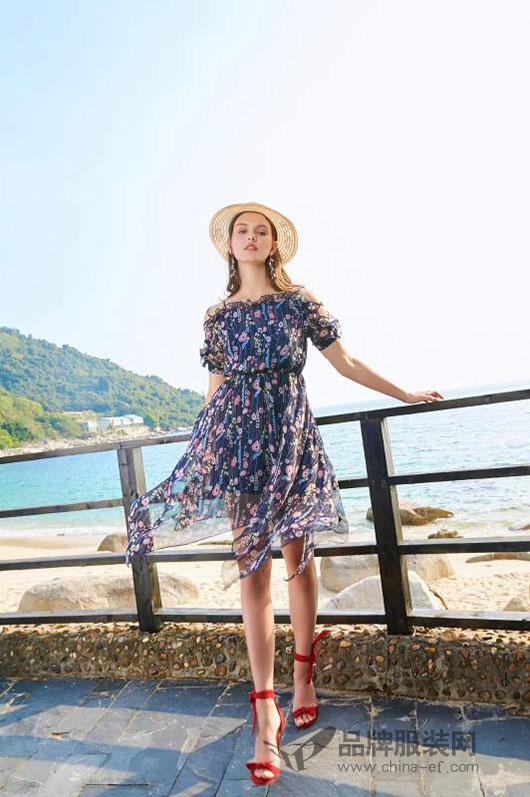 装点你的时尚生活 UEM优衣美女装浪漫升级!
