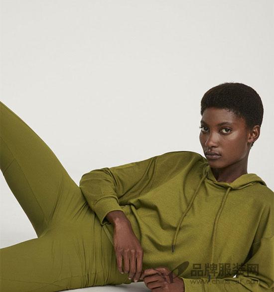 充满青春活力与时尚动感的品牌Oysho 本季新品上市