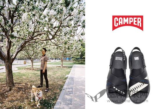 """时尚博主们化身行走的""""种草机""""  精彩演绎Camper"""