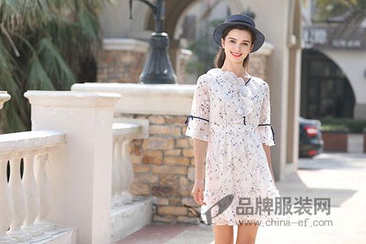 从灰姑娘到天使的华丽变身 乔帛女装给予十足的魅力