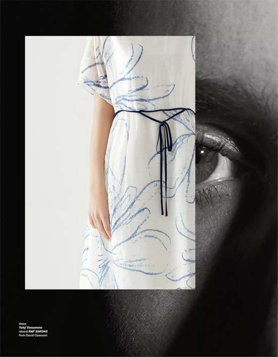 唯弋VISVIOCO女装 像花儿一样美丽印花裙