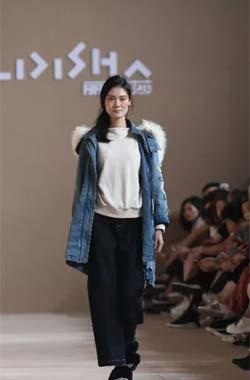 丽迪莎LIDISHA博彩送彩金女装 2018冬新品发布会圆满落幕