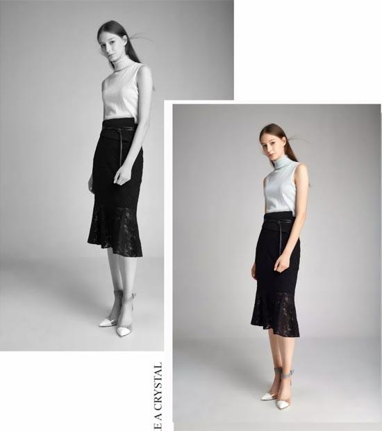 MYMO&M.HITI錫瑅 摇曳的半裙 惊艳了时光
