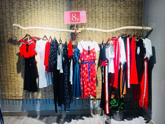 热烈祝贺JOLYGLITZ伽戈女装商丘宁陵店开业大吉