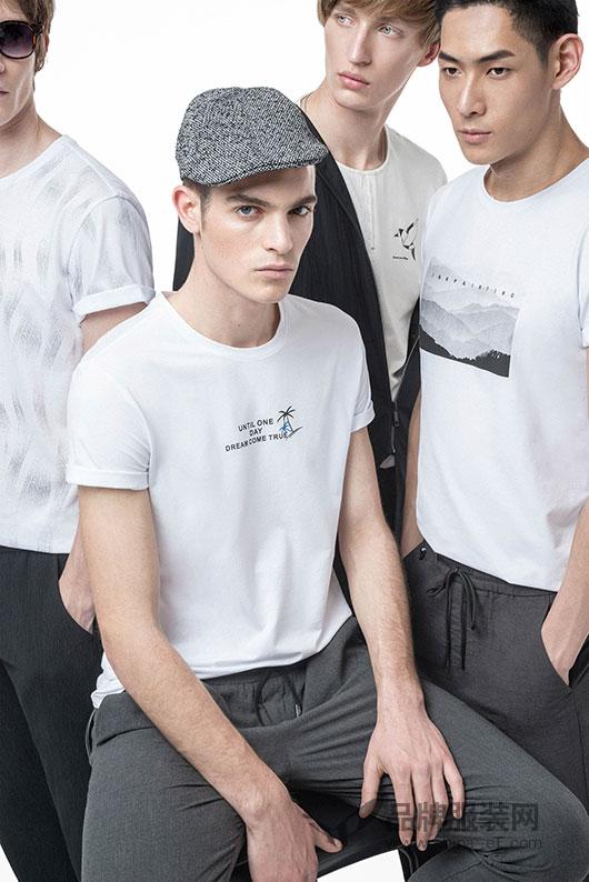 LAXDN莱克斯顿品牌男装 给予午后最轻松的氛围