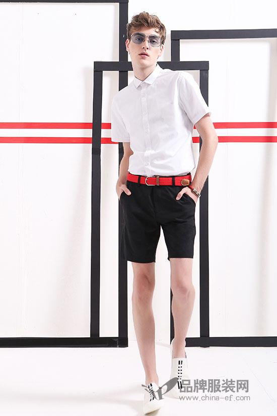 Saslax莎斯莱思品牌男装 开启这个夏日最潮穿搭!