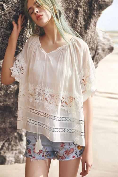 AIANGEL艾安琪女装 2018夏季新品系列