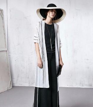 这个夏天阔一点才时髦 意澳女装品牌2018夏季阔腿裤系列