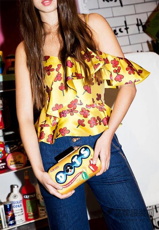 时尚品牌aliceandolivia爱丽丝・奥利维亚全新2018春夏系列