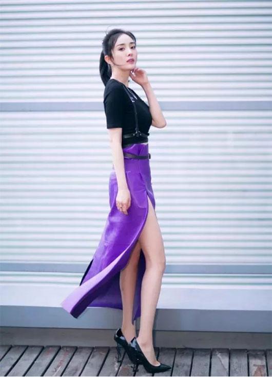 丹比奴潮流穿搭| 2018年流行紫外光色 穿得对很高贵!