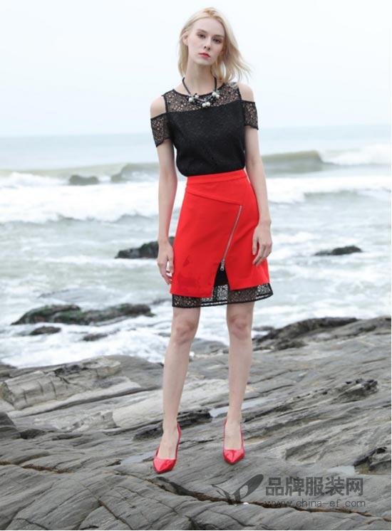 """海边度假的最佳时尚单品 """"Diface丹菲诗""""女装呈现另一番景色"""