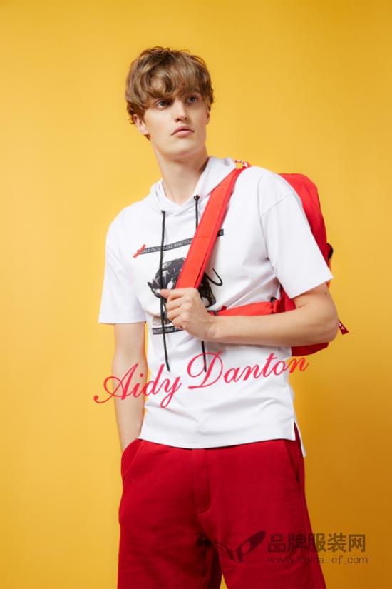 """""""爱迪丹顿aidyDanton""""男装时尚搭配 瞬间增加造型感的利器"""