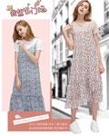 卡尔诺品牌女装花样夏日 520致爱美的你!