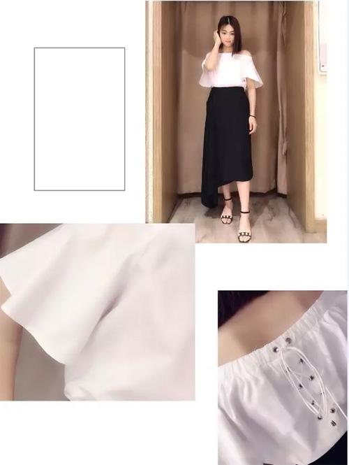 YES品牌女装 夏季新品5月16新品上新
