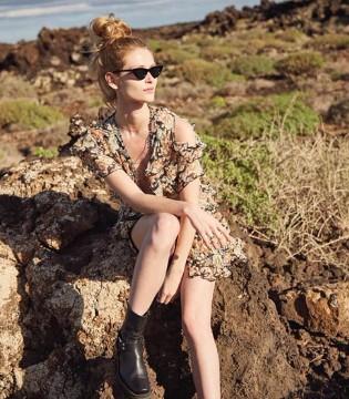 时尚品牌The Kooples 2018春夏系列广告大片释出
