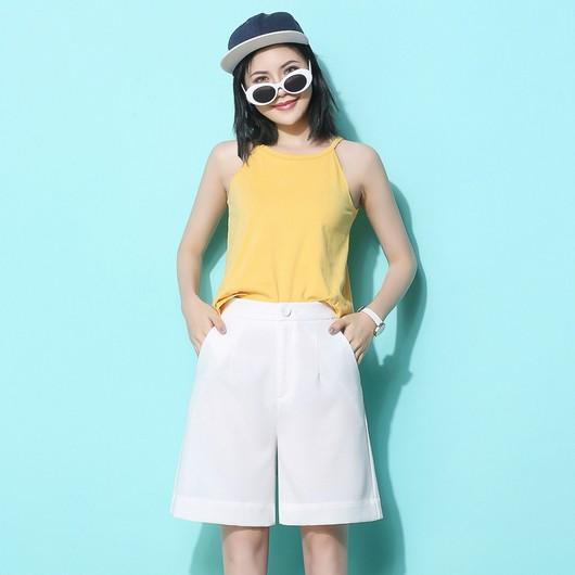 春美多:没有牙签腿 也要有会挑裤子的好品味