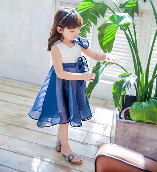 安米莉童装新品 今年六一 送Ta一条公主裙!