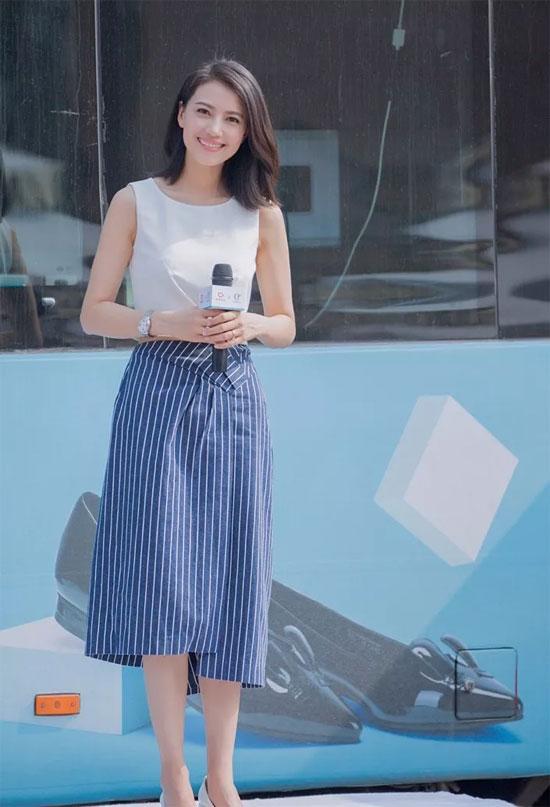 """楚薇薇TRUVIVI女装""""迷笛裙""""  今年春夏正流行!"""