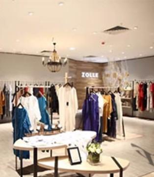 恭喜ZOLLE因为女装南昌百货店形象升级 重新启航