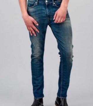 哪种牛仔裤款式最畅销?世界9大牛仔品牌告诉你答案